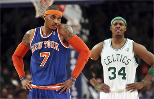 Eastern Conference Playoff Predictions  Celtics vs. Knicks b0c13f6a1