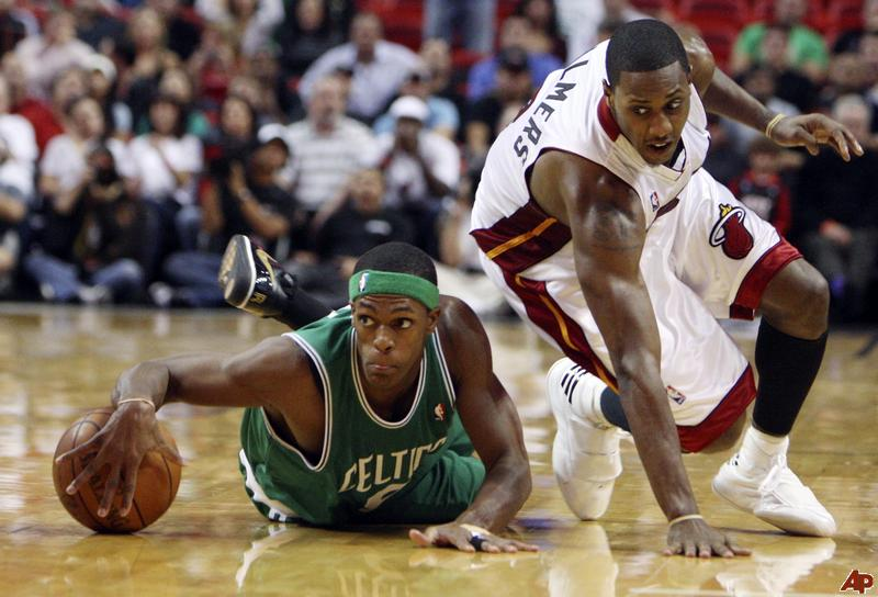 Eastern Conference Playoff Predictions  Heat vs. Celtics c2d5ace72
